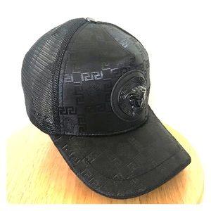 Versace men hat